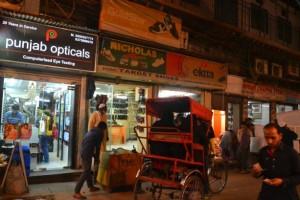 Delhi Night Market Photo Tour
