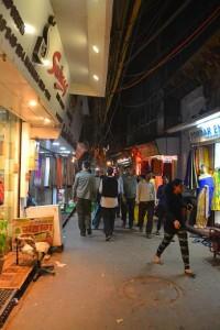 Night Photography Tours of Delhi markets