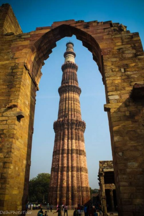 photo walk of monuments in India