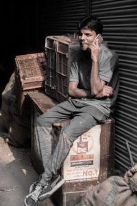 Old Delhi street photography tour Bob Costall