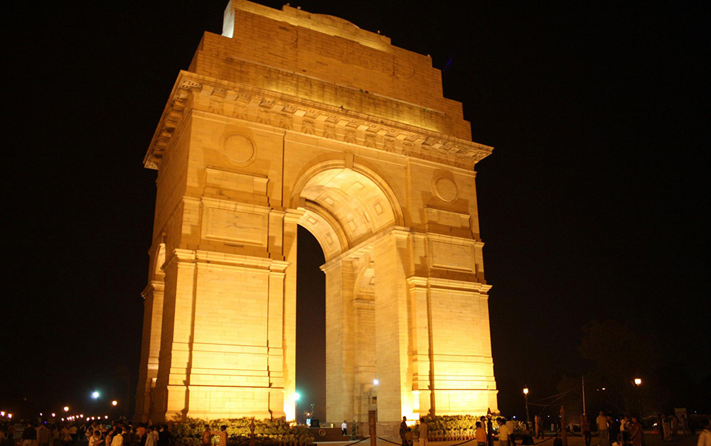 Photo Tour Of Delhi Monuments