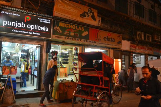 Delhi Night Market Tour