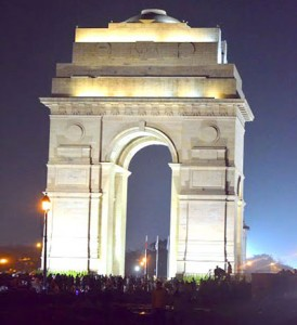 Photo Tours of New Delhi monuments