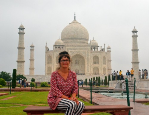 Taj Mahal photo tour