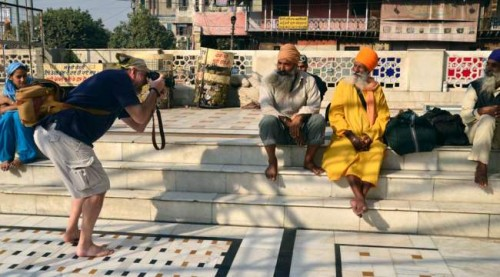 Custo photography tours in New Delhi