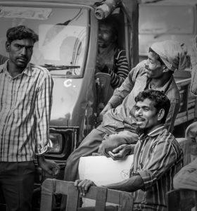 Photo walk in India Sinisia Coni
