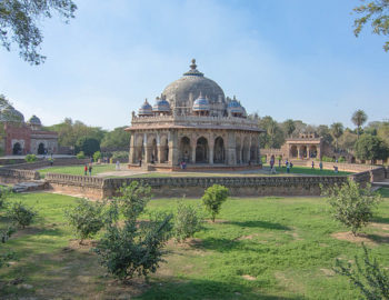 New Delhi monuments photo walk