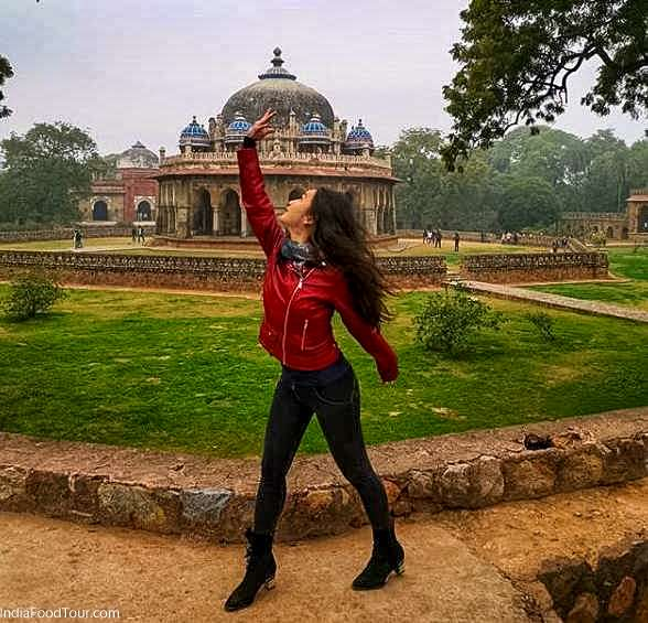 New Delhi phone camera photography tours