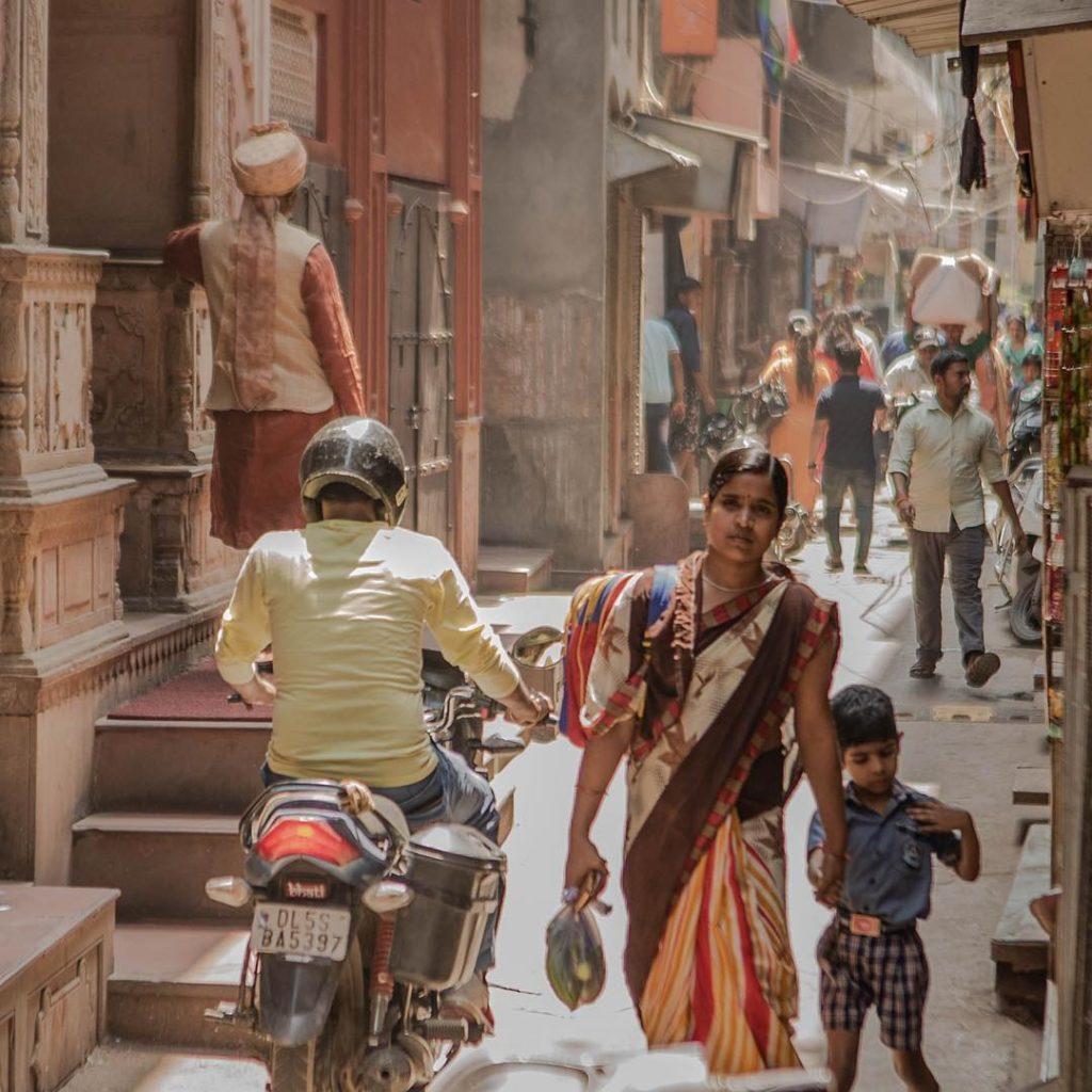 A Photo Walk in Old Delhi for Ryan O'Hara Theisen